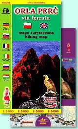 mapa orla perc