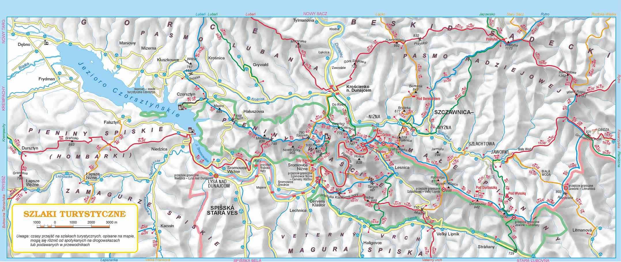 Mapy Gorskie Online