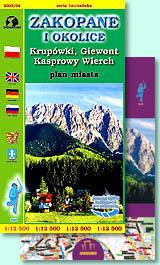 mapy tatry