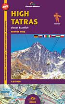 mapa tatr wysokich i bielskich