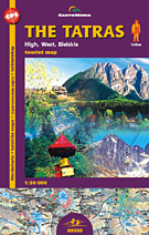 tatras the map